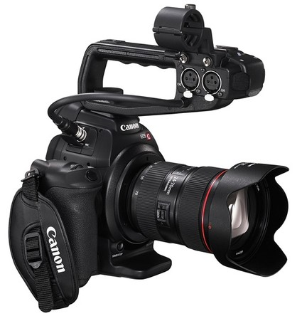 Canon-Cinema-C100
